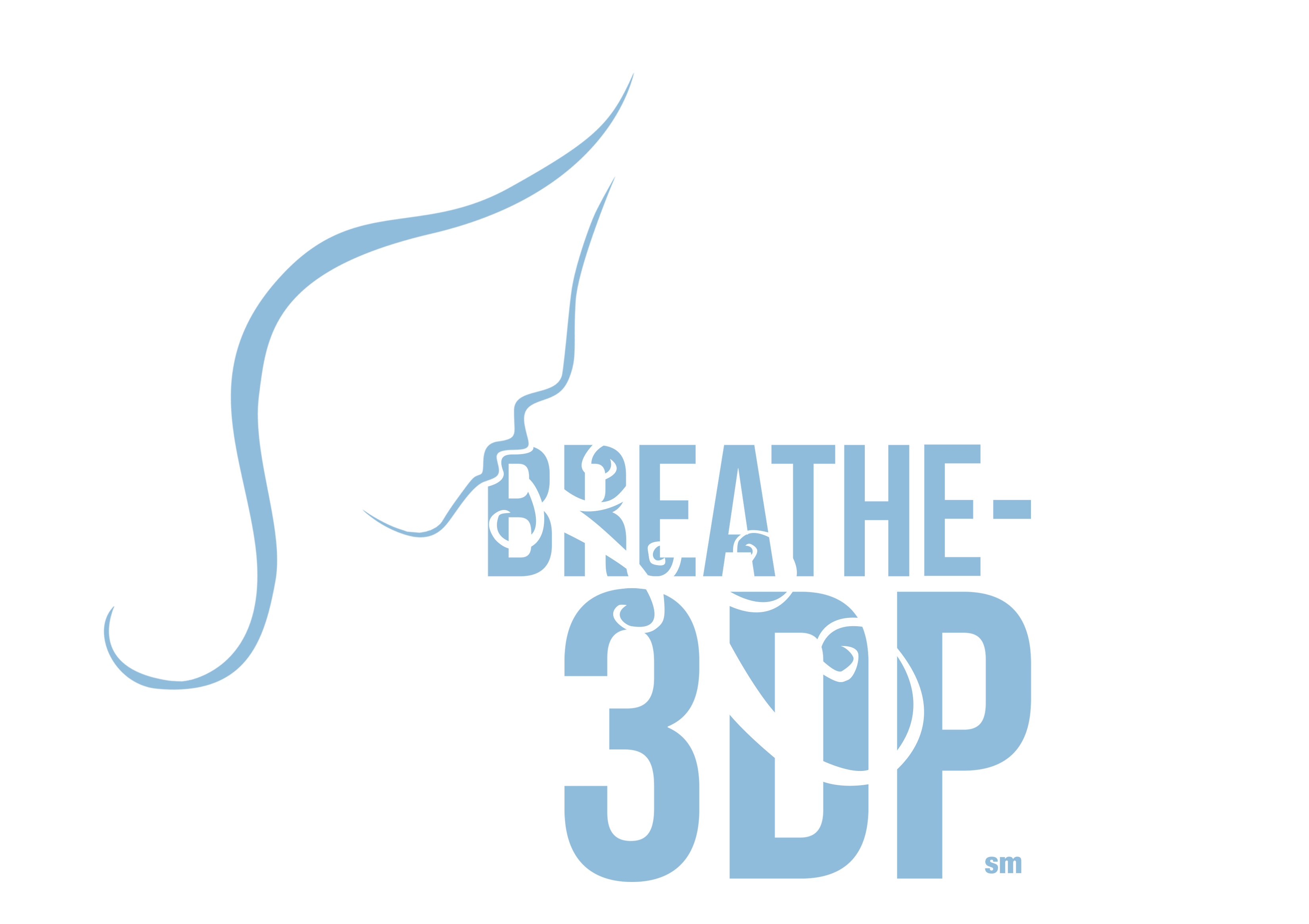 Breathe3DP