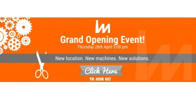 iMakr Grand Opening of new store in Central London