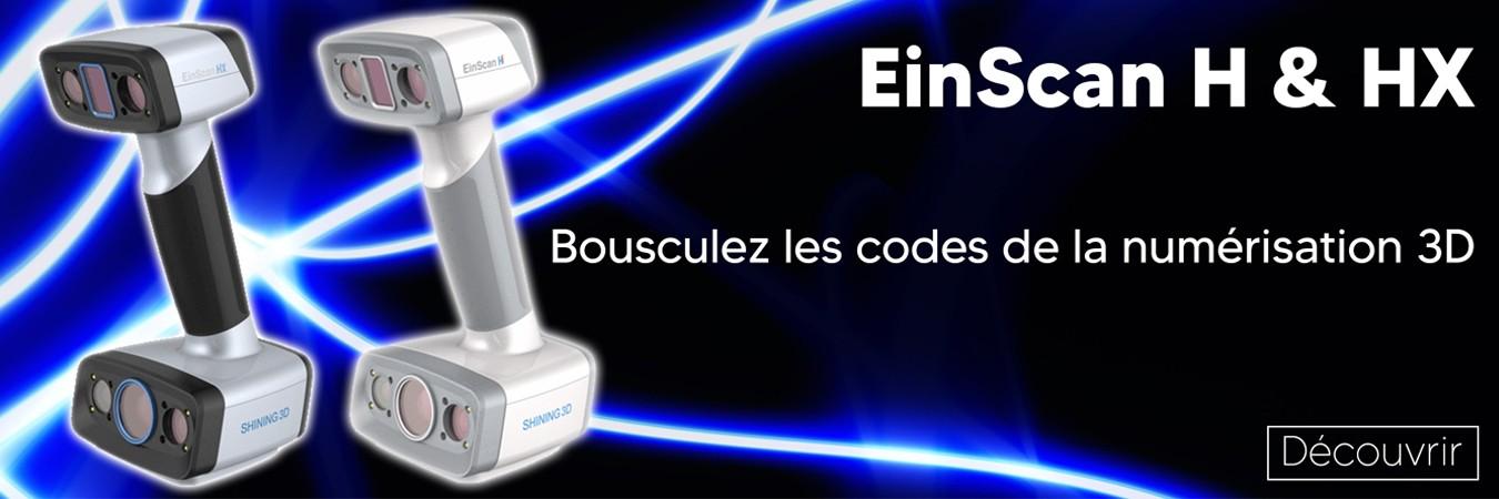 EinScan H & HX
