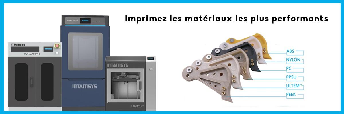 Imprimantes 3D Intamsys
